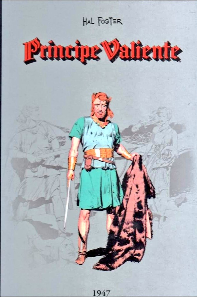 [Planeta DeAgostini] Príncipe valiente - Página 3 Efoaeb10