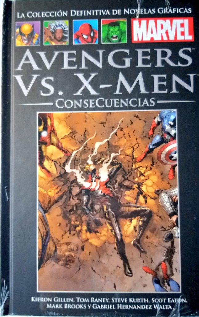 1-3 -  [Marvel - Salvat] La Colección Definitiva de Novelas Gráficas de Marvel v4 - Página 33 Eftkf611