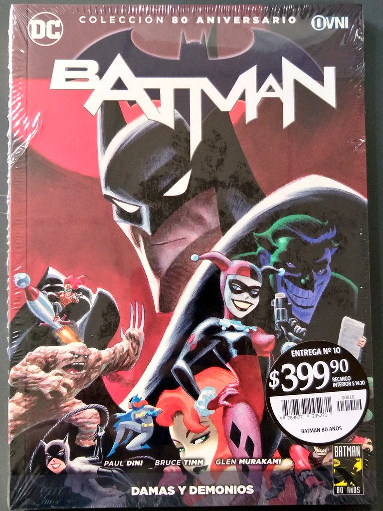 [La Nación - Ovni-Press] Colección Batman: 80 aniversario - Página 7 Eggxoy10