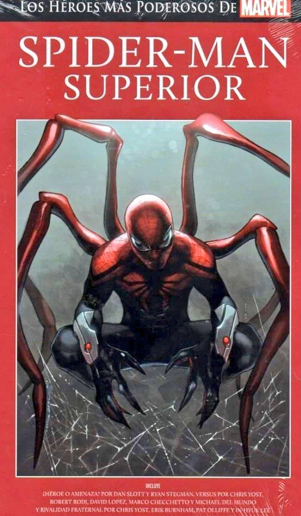 110 - [Marvel - Salvat] Colección Los Héroes Más Poderosos de Marvel - Página 41 Eir-yc10