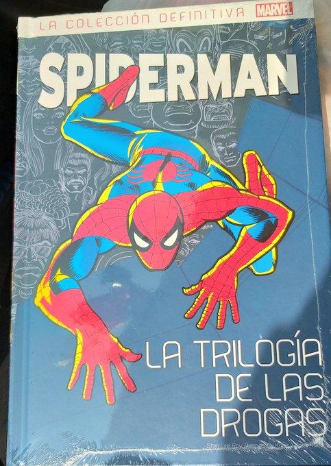 1 - [Marvel - SALVAT] SPIDERMAN La Colección Definitiva en Argentina - Página 5 Eixvfx10