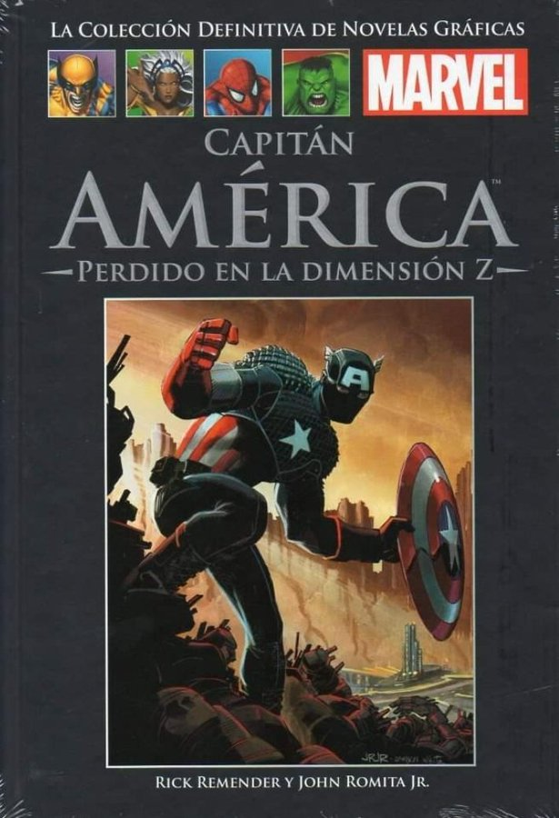 [Marvel - Salvat] La Colección Definitiva de Novelas Gráficas de Marvel v4 - Página 32 Ej5lad10