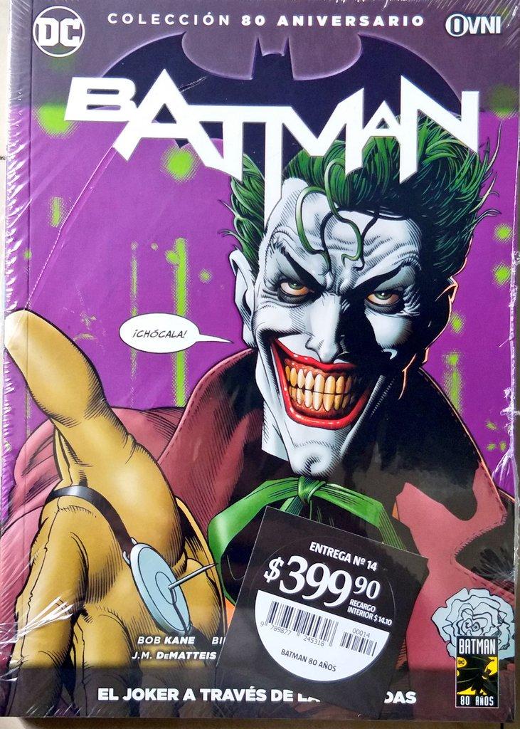[La Nación - Ovni-Press] Colección Batman: 80 aniversario - Página 7 Ej5lr010