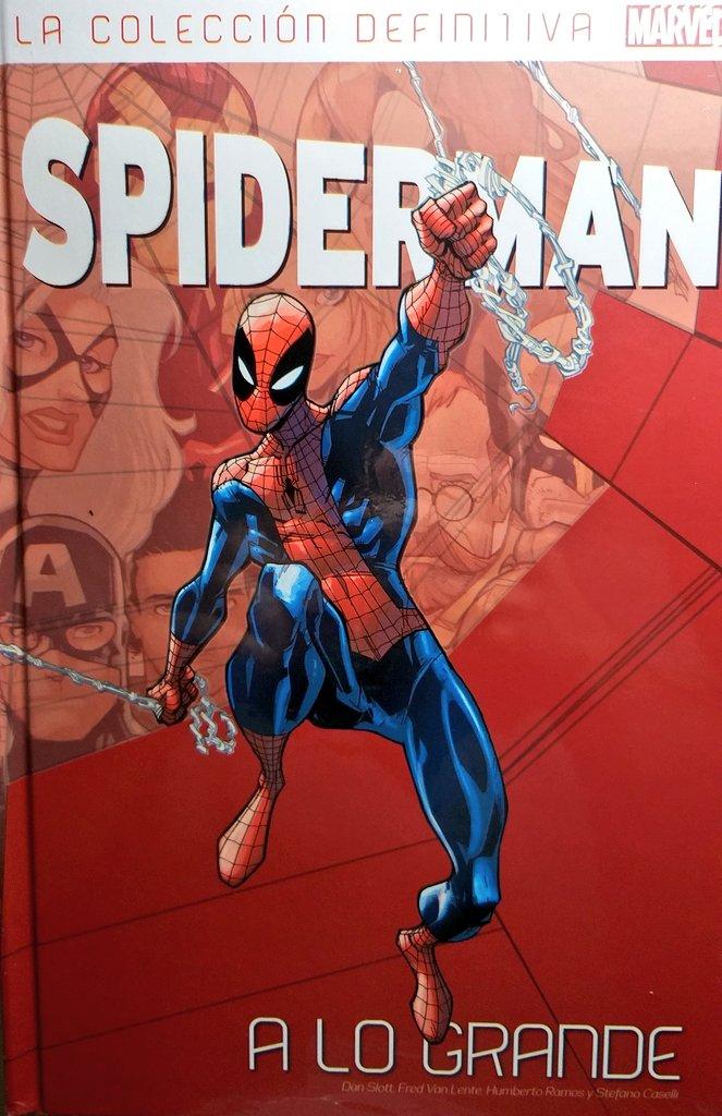 1 - [Marvel - SALVAT] SPIDERMAN La Colección Definitiva en Argentina - Página 5 Ejfidu10