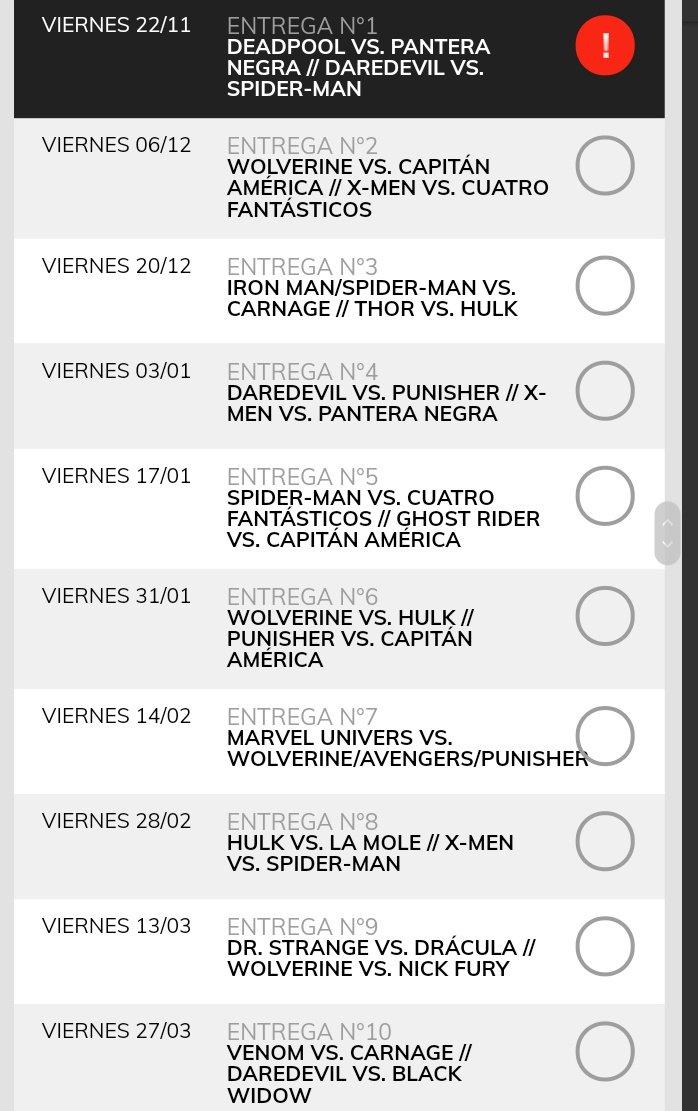01 - [Clarín - Ovni-Press] Colección Marvel Versus  Ejqoin10