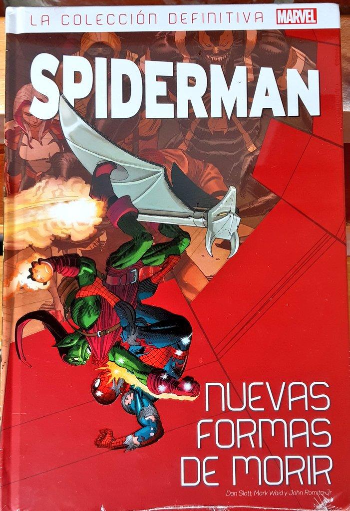 201 - [Marvel - SALVAT] SPIDERMAN La Colección Definitiva en Argentina - Página 8 Ejumuo10
