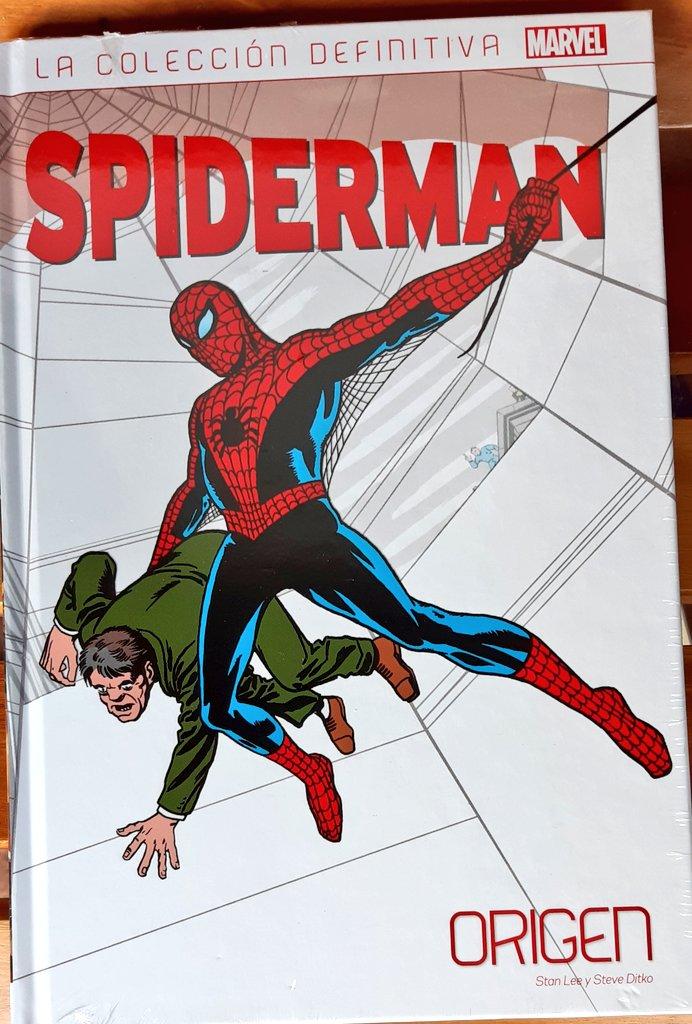 201 - [Marvel - SALVAT] SPIDERMAN La Colección Definitiva en Argentina - Página 8 Ekcusd10