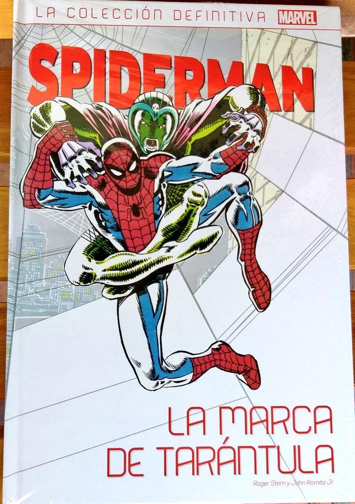 1 - [Marvel - SALVAT] SPIDERMAN La Colección Definitiva en Argentina - Página 5 Eknjee10