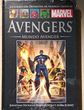 [Marvel - Salvat] La Colección Definitiva de Novelas Gráficas de Marvel v4 - Página 32 Emellw10