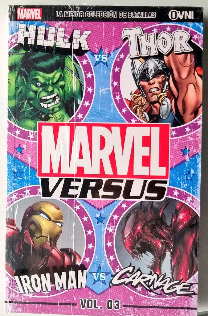 1-6 - [Clarín - Ovni-Press] Colección Marvel Versus  - Página 3 Emogrr10