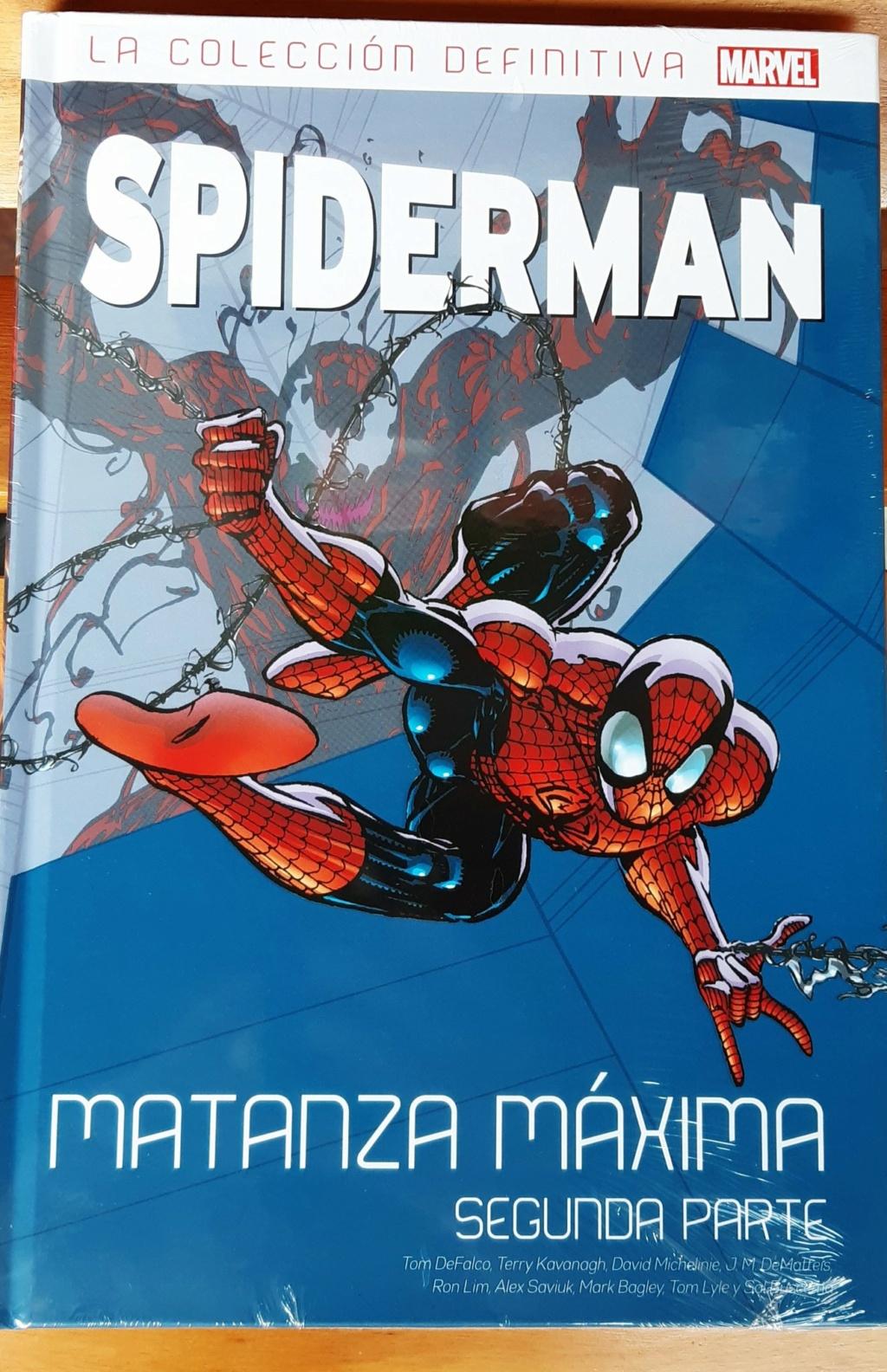 201 - [Marvel - SALVAT] SPIDERMAN La Colección Definitiva en Argentina - Página 8 Ems85110