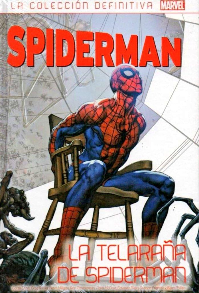 201 - [Marvel - SALVAT] SPIDERMAN La Colección Definitiva en Argentina - Página 8 En0vft10