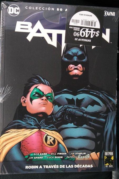 211 - [La Nación - Ovni-Press] Colección Batman: 80 aniversario - Página 10 En6gei10