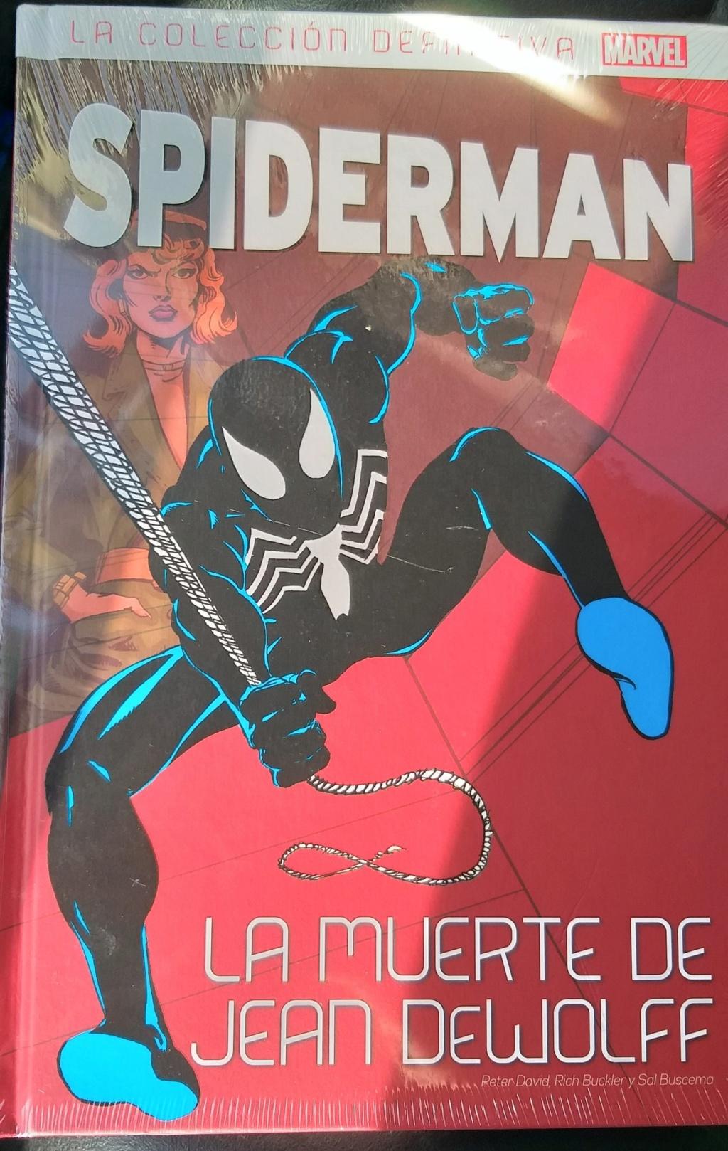 1-5 - [Marvel - SALVAT] SPIDERMAN La Colección Definitiva en Argentina - Página 6 En_0j910