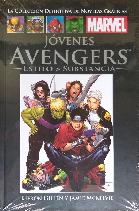 1-5 -  [Marvel - Salvat] La Colección Definitiva de Novelas Gráficas de Marvel v4 - Página 32 Enhqnt10