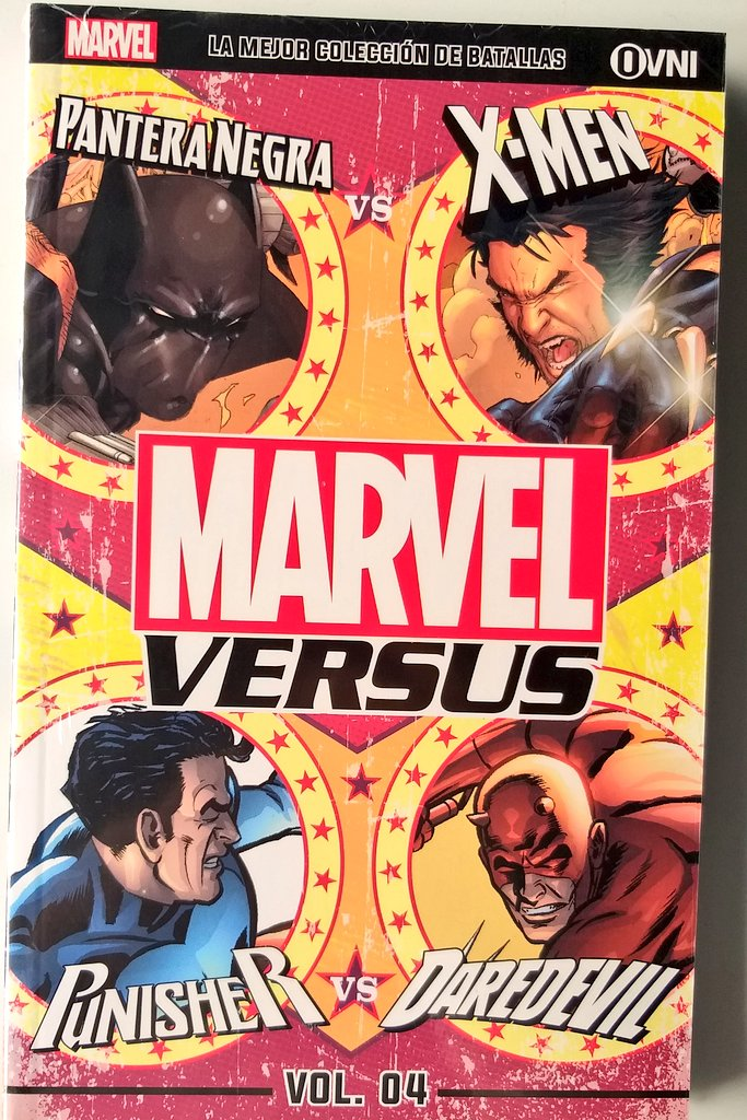 09 - [Clarín - Ovni-Press] Colección Marvel Versus  - Página 3 Enwilz10