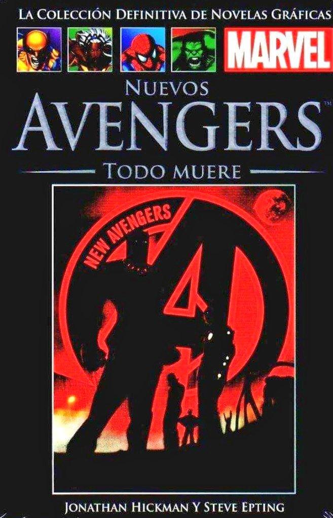 [Marvel - Salvat] La Colección Definitiva de Novelas Gráficas de Marvel v4 - Página 32 Eouafg10