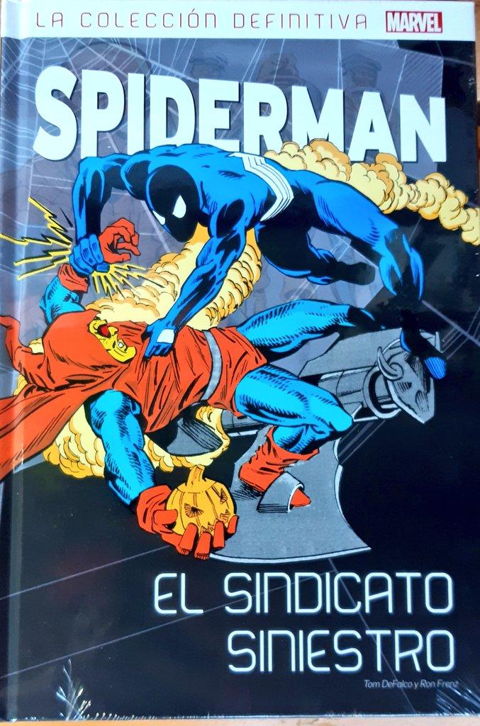 201 - [Marvel - SALVAT] SPIDERMAN La Colección Definitiva en Argentina - Página 8 Eqate110