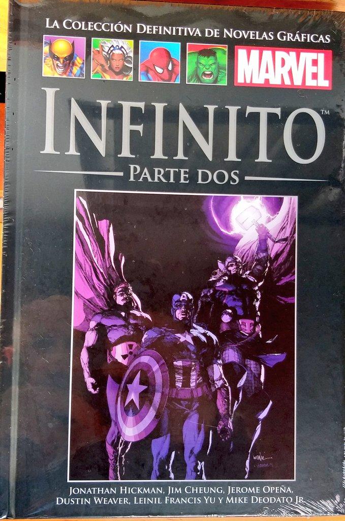 1-3 -  [Marvel - Salvat] La Colección Definitiva de Novelas Gráficas de Marvel v4 - Página 33 Exvftt10