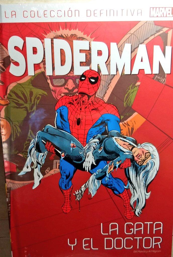 1-5 - [Marvel - SALVAT] SPIDERMAN La Colección Definitiva en Argentina - Página 6 Ezgpok10