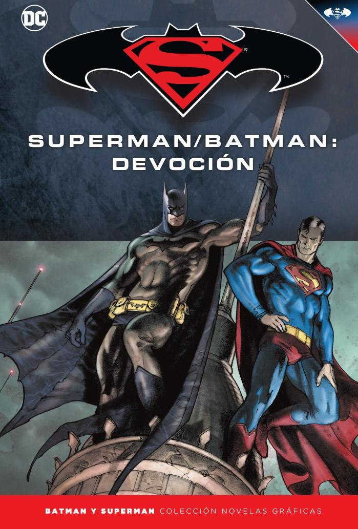 347 - [DC - Salvat] Batman y Superman: Colección Novelas Gráficas - Página 10 Portad12