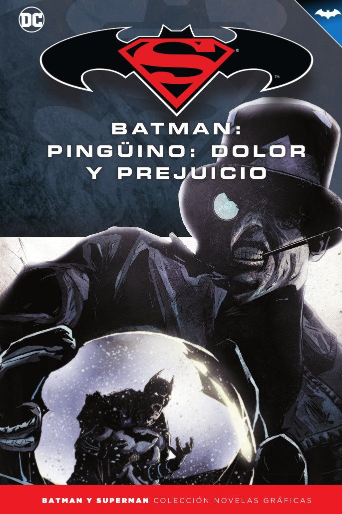 347 - [DC - Salvat] Batman y Superman: Colección Novelas Gráficas - Página 10 Portad13
