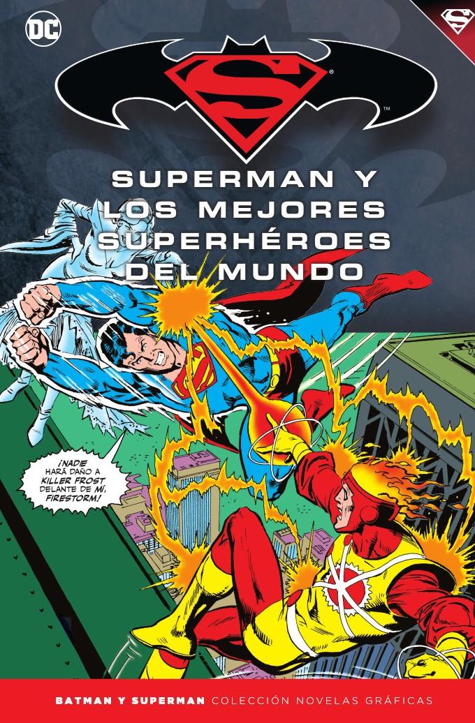 [DC - Salvat] Batman y Superman: Colección Novelas Gráficas - Página 10 Portad14