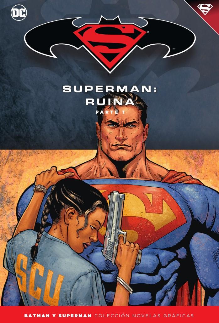 [DC - Salvat] Batman y Superman: Colección Novelas Gráficas - Página 11 Portad22