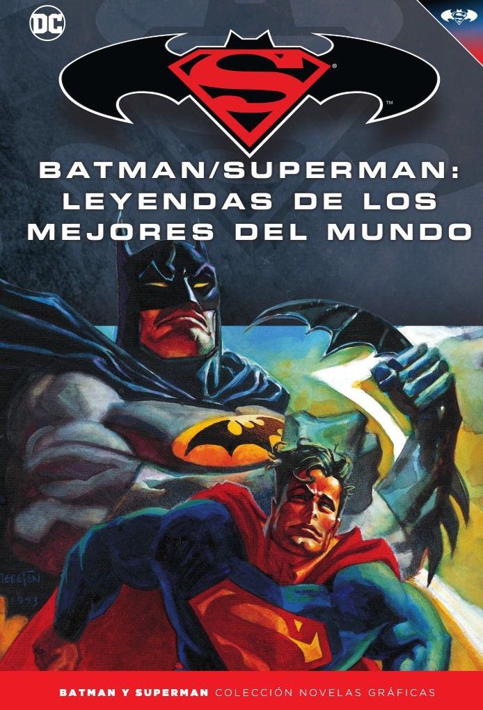 [DC - Salvat] Batman y Superman: Colección Novelas Gráficas - Página 11 Portad23