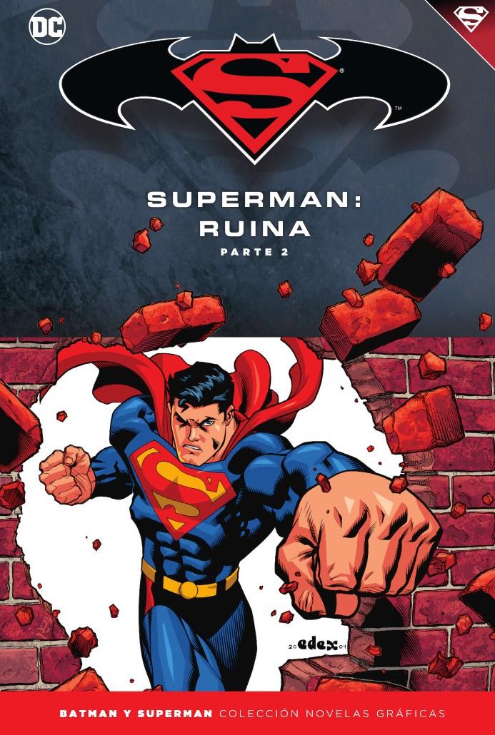 [DC - Salvat] Batman y Superman: Colección Novelas Gráficas - Página 12 Portad26