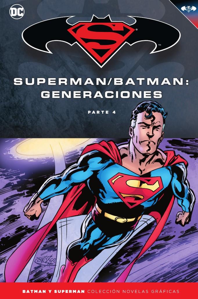 [DC - Salvat] Batman y Superman: Colección Novelas Gráficas - Página 12 Portad29