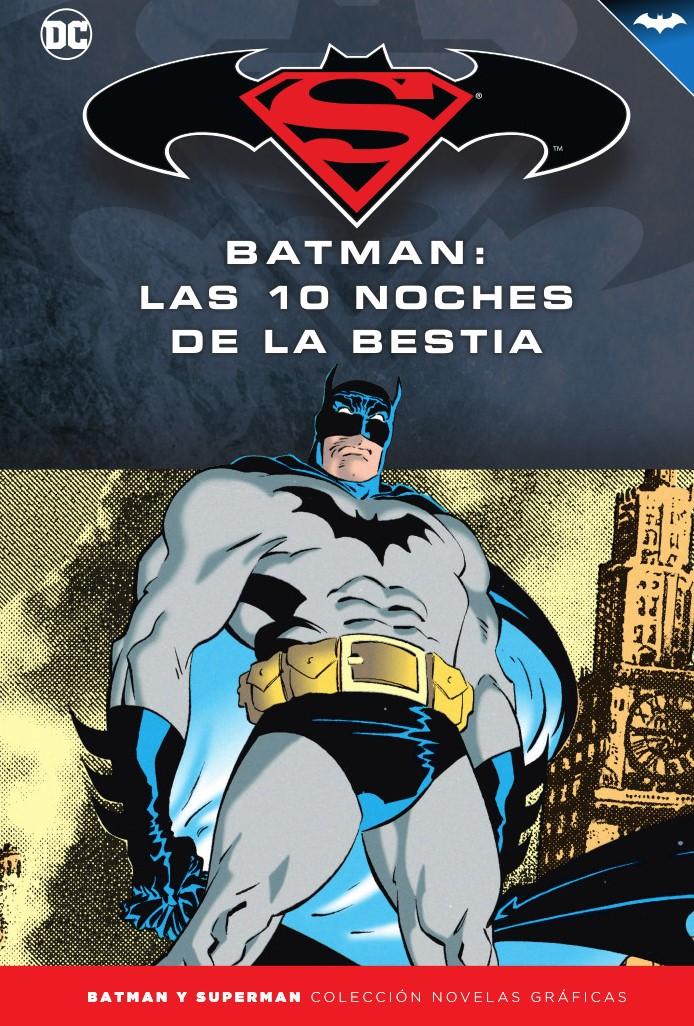 5-7 - [DC - Salvat] Batman y Superman: Colección Novelas Gráficas - Página 13 Portad32