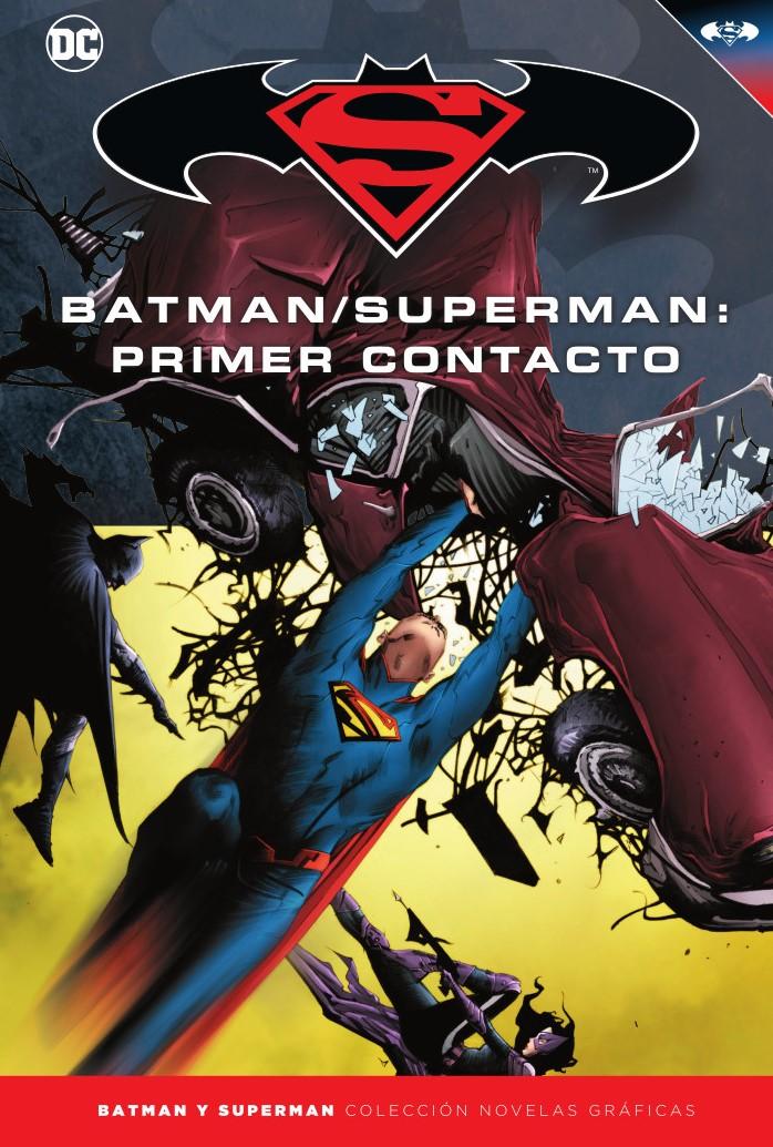 5-7 - [DC - Salvat] Batman y Superman: Colección Novelas Gráficas - Página 13 Portad35