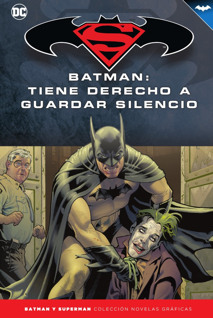 16-20 - [DC - Salvat] Batman y Superman: Colección Novelas Gráficas - Página 14 Portad39