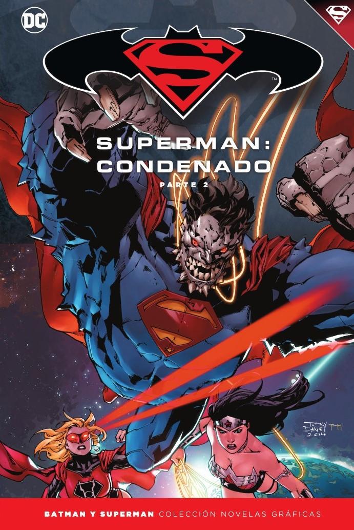 16-20 - [DC - Salvat] Batman y Superman: Colección Novelas Gráficas - Página 14 Portad40