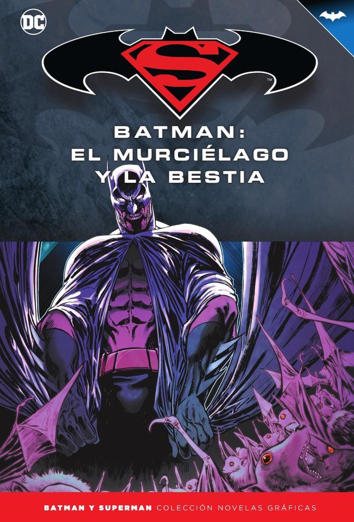 31-35 - [DC - Salvat] Batman y Superman: Colección Novelas Gráficas - Página 14 Portad41
