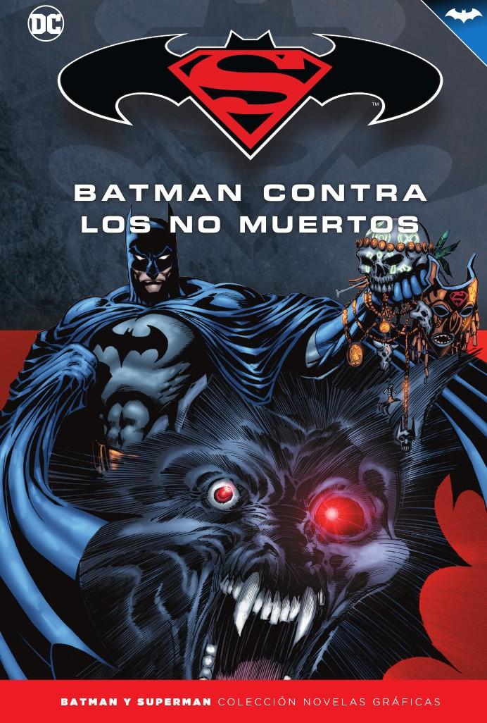 31-35 - [DC - Salvat] Batman y Superman: Colección Novelas Gráficas - Página 14 Portad43