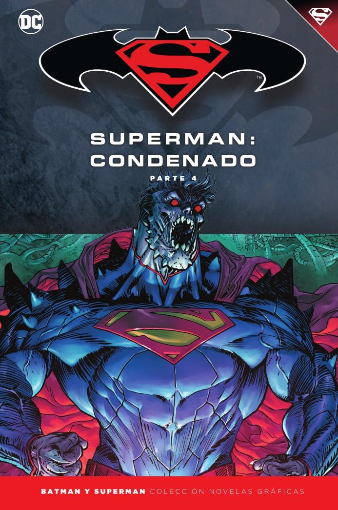 31-35 - [DC - Salvat] Batman y Superman: Colección Novelas Gráficas - Página 14 Portad44