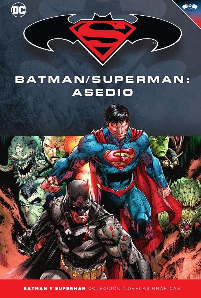31-35 - [DC - Salvat] Batman y Superman: Colección Novelas Gráficas - Página 14 Portad45