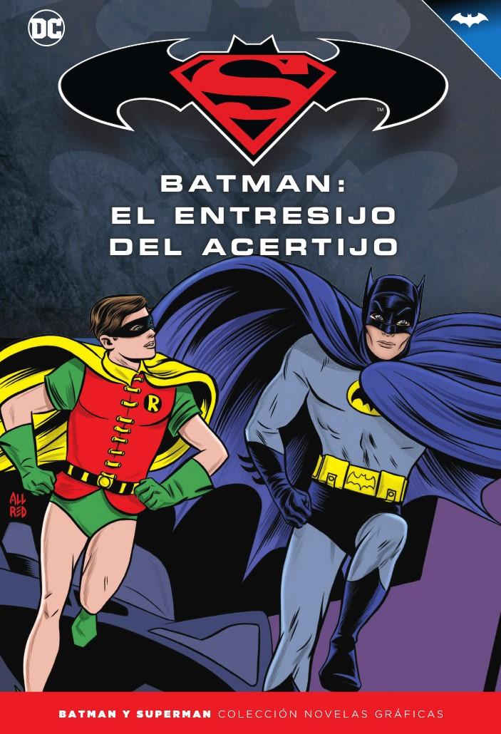 31-35 - [DC - Salvat] Batman y Superman: Colección Novelas Gráficas - Página 14 Portad46