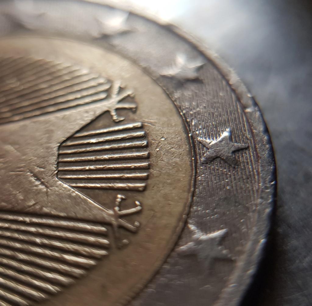 2 Euros Alemania ¿año?, ¿ceca?, ¿estrellas giradas? 20191218