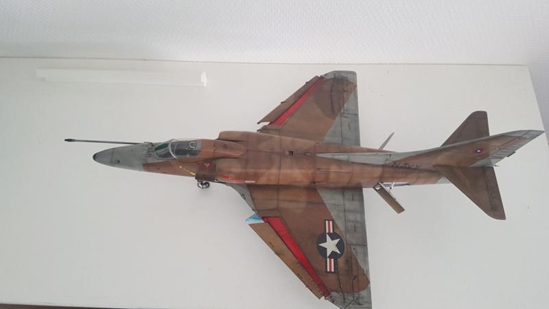 A-4E Skyhawk 1/32 hasegawa  20180811