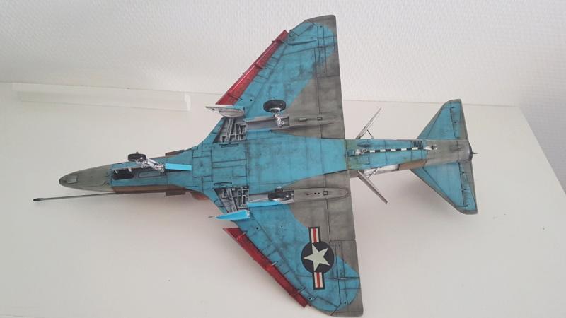 A-4E Skyhawk 1/32 hasegawa  20180812