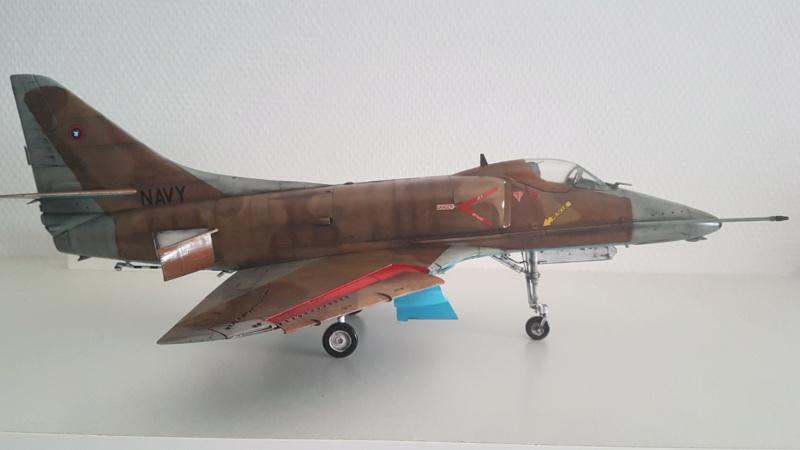 A-4E Skyhawk 1/32 hasegawa  20180814
