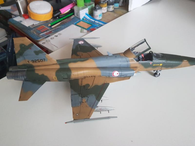 F-5E TigerII KH 1/32 20190320