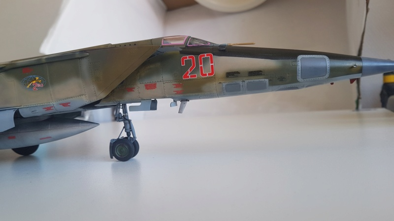 Mig-25 RBF  20190572
