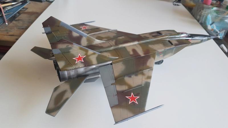 Mig-25 RBF  20190585