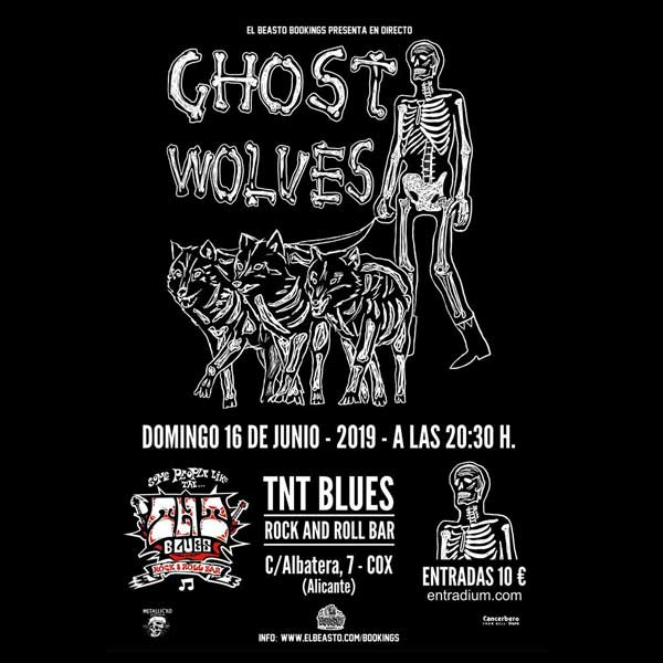 THE GHOST WOLVES ☆ Junio 2019 0111