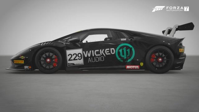 British GT eSports Championship 2019 - LIVERY REGULATIONS & GUIDE Profil10