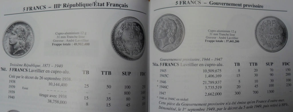 5 Francos 1945. La vuelta de Lavrillier. Sam_2110